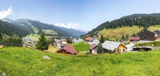 Churwalden Sommer