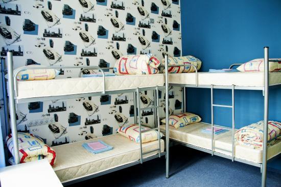ZigZag Hostel: общий 4-х местный номер