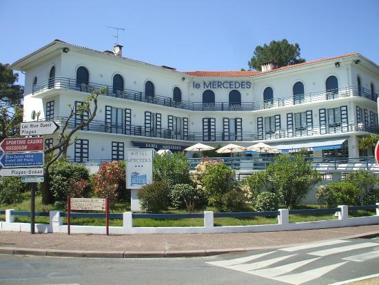 Hotel Mercedes : Hôtel
