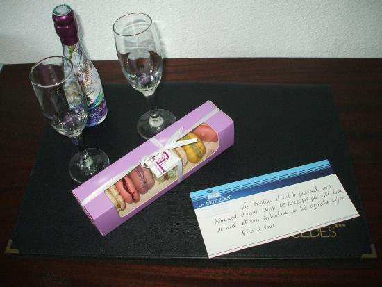 Hotel Mercedes: Cadeau