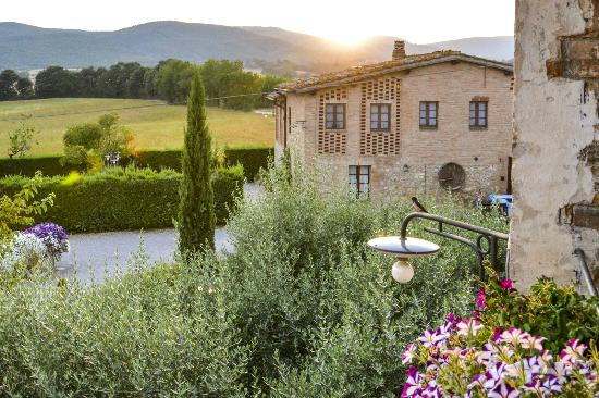 Casa di campagna in toscana prices inn reviews italy for Ristorante della cabina di campagna