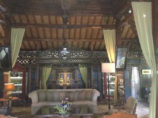 Ubud Syailendra Villas : Main room
