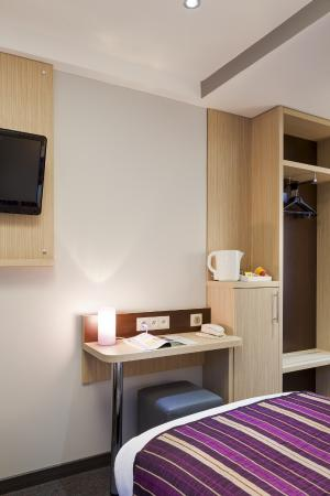 Comfort Hotel Orleans Sud : Chambre