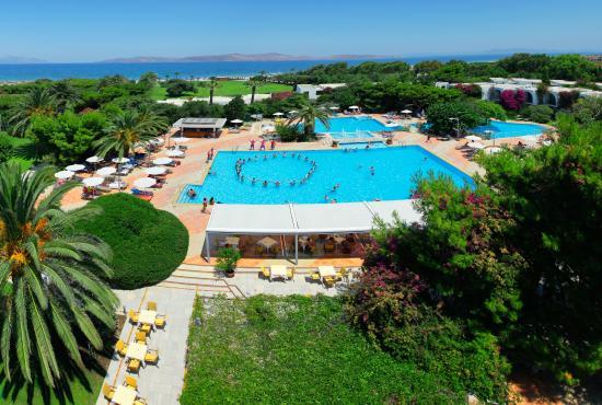 Caravia Beach Hotel: Panorama