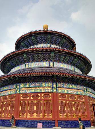 Beijing Private One-day Tour Guide AnnieLi : Temple of Heaven