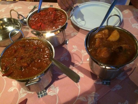 Rani Tandoori. Best curry on the island