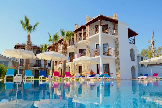 Gumbet Beach Resort Boutique Hotel: 3