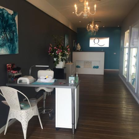 Turquoise day spa lorne all you need to know before for Salon turquoise