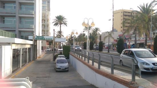 TUI Sensimar Riviera by MedPlaya: View outside Riviera