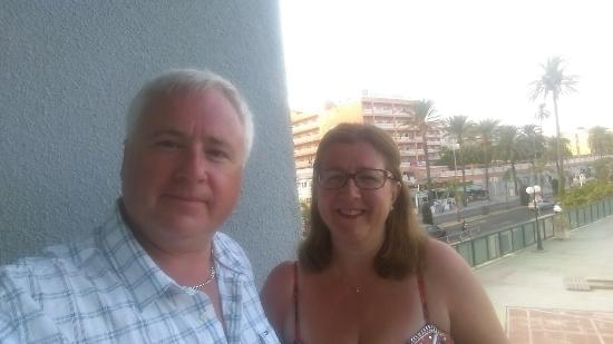 TUI Sensimar Riviera by MedPlaya: Road View from Balcony