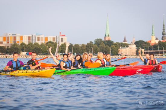 Riga Boats