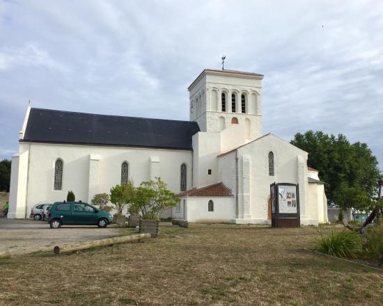 L'Eglise de Saint-Sauveur