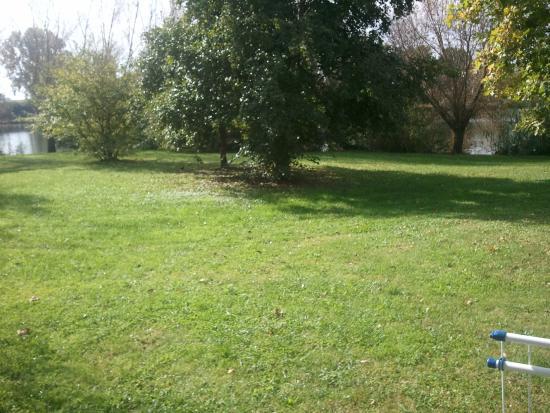 Castelmoron-sur-Lot, Frankrike: Un coin du camping