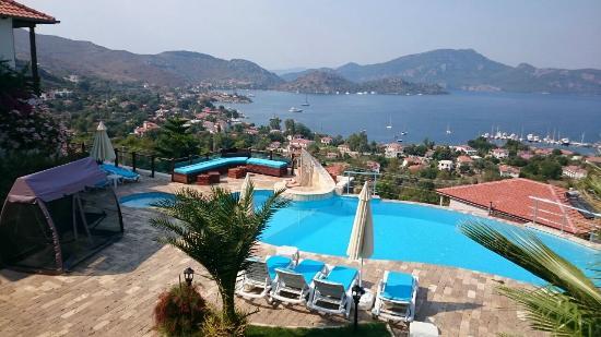 Terrasses de Selimiye Butik Hotel: Les Terrasses De Selimiye