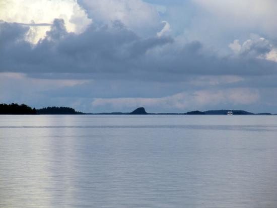 Lomakyla Inari: Ukko Island