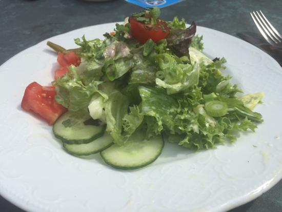 Taunushof: Beilagensalat