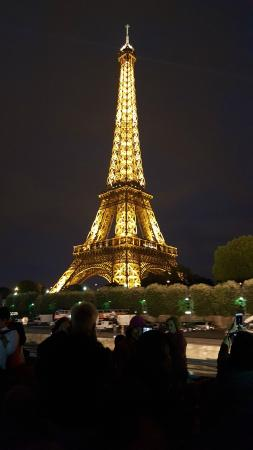 Paris, Frankrike: The Eiffel Tower