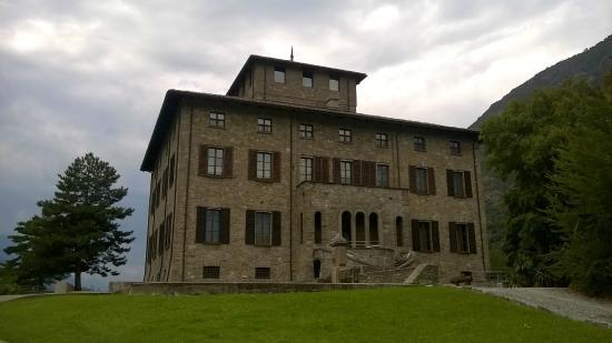 Castello Gamba a Chatillon