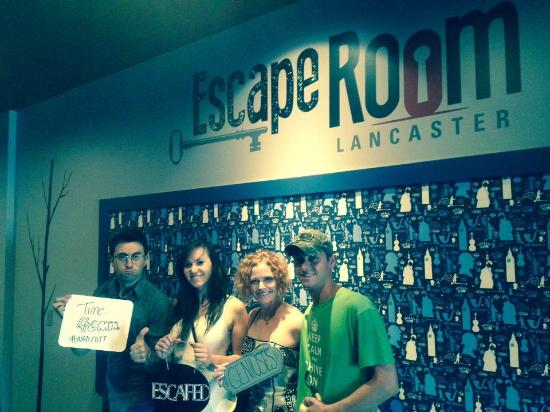 The Art Of The Heist Escape Room
