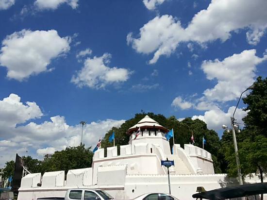 Pom Mahakan - Picture of Mahakan Fort, Bangkok - TripAdvisor