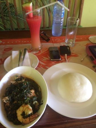 Nkoyo: I really enjoyed their fisherman soup. I will recommend it to anyone. When next I come I will tr