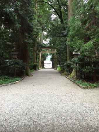 Harimakuni Ichinomiya Iwa Shrine : photo0.jpg