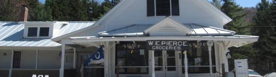 Shrewsbury, Vermont: Pierce's Store