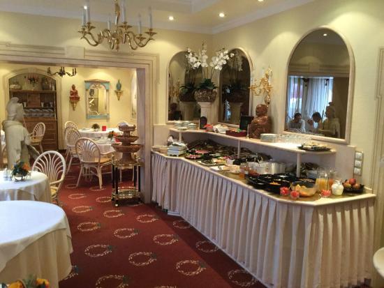 Hotel Modena : Frühstücksbüffet