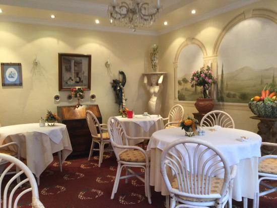 Hotel Modena : Frühstücksraum