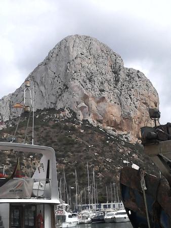 Penion de Ifach (Calpe Rock)