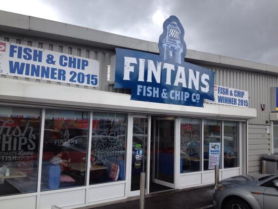 Fish And Chip Restaurants Cardiff