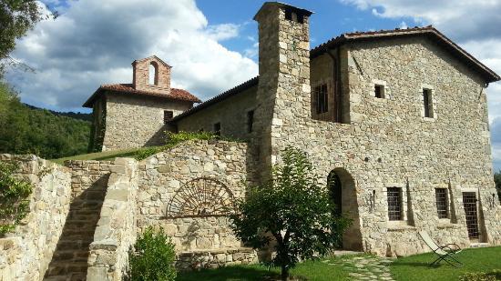 Parrano, Italia: Entrata dell'Eremito