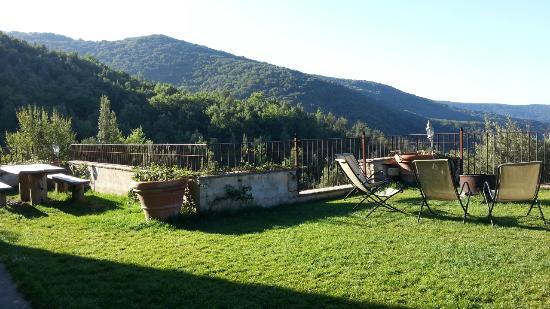 Parrano, Italia: l'esterno