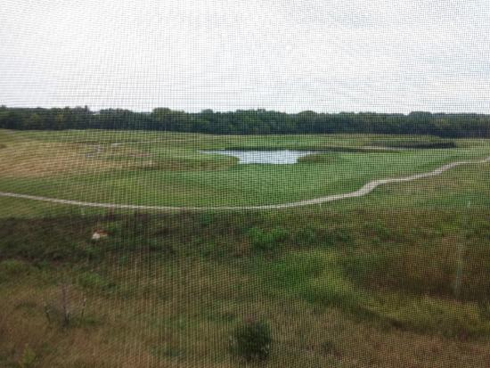 Boulders Inn & Suites: View from our room