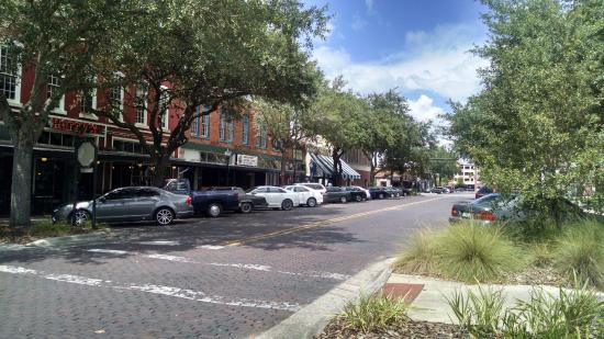 Gainesville Food Tour Downtown