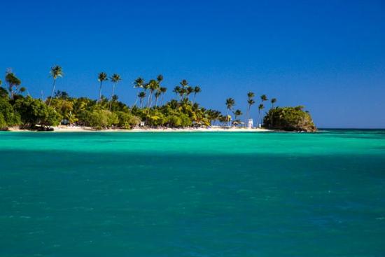 Cayo Levantado (Bacardi Island)