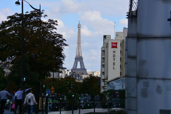Ibis Paris Gare Montparnasse 15eme: l'hôtel coté Bd Pasteur
