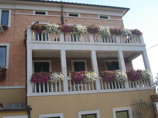Hotel a las afueras de Siena - Picture of Soggiorno Lo ...