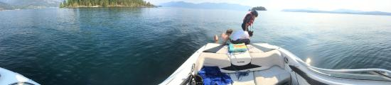 Priest River, ID: Lake Pend Oreille