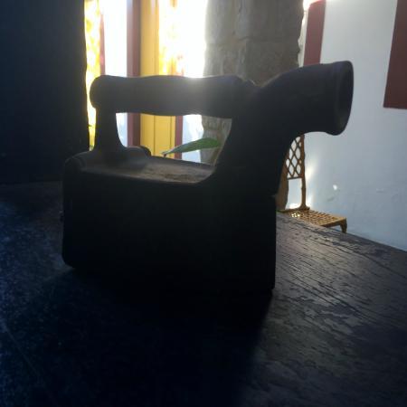 Pousada Solar do Algarve: Decoração pousada