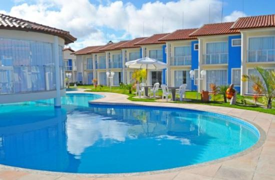 Mont Siao Residencial: piscina