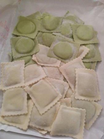 Pastificio Moderno: Pâtes fraîches