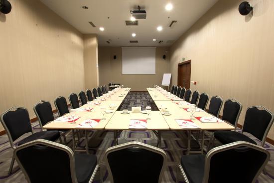 Niza Park Hotel: meeting room