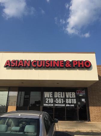 Asian Cuisine and Pho