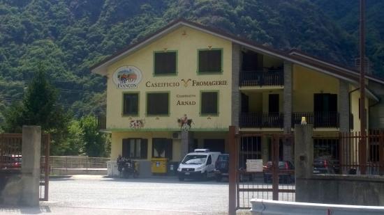 Caseificio Evancon