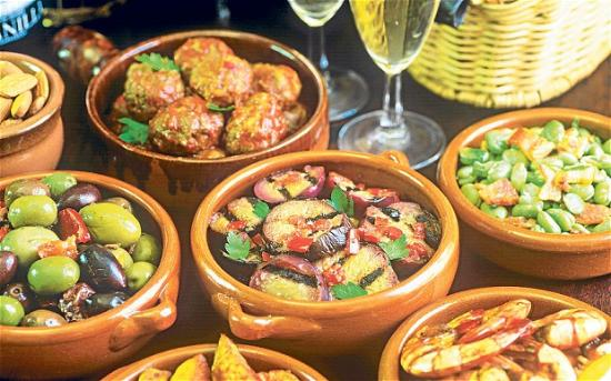 The Royal Hotel - Latinos: Tapas at Latinos Lancaster