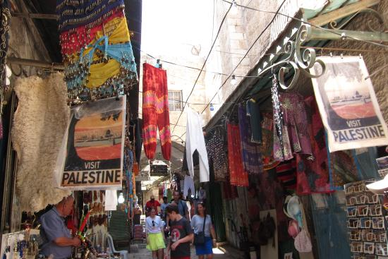 Old City of Jerusalem: At the Old Market