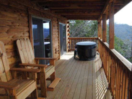 Can U Canoe Riverview Cabins: Brand New Romantic Cabin For Two Bears Den