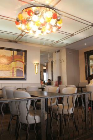 Fleurus Cafe : Интерьер
