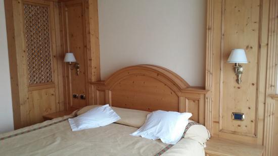Hotel Valtellina: La camera